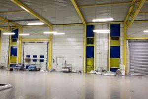 BG Elektrobau Leipzig - Referenz - Belichtung Lagerhalle 02
